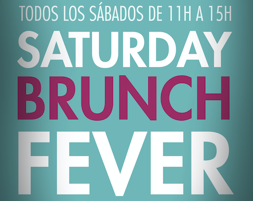 SATURDAY BRUNCH FEVER