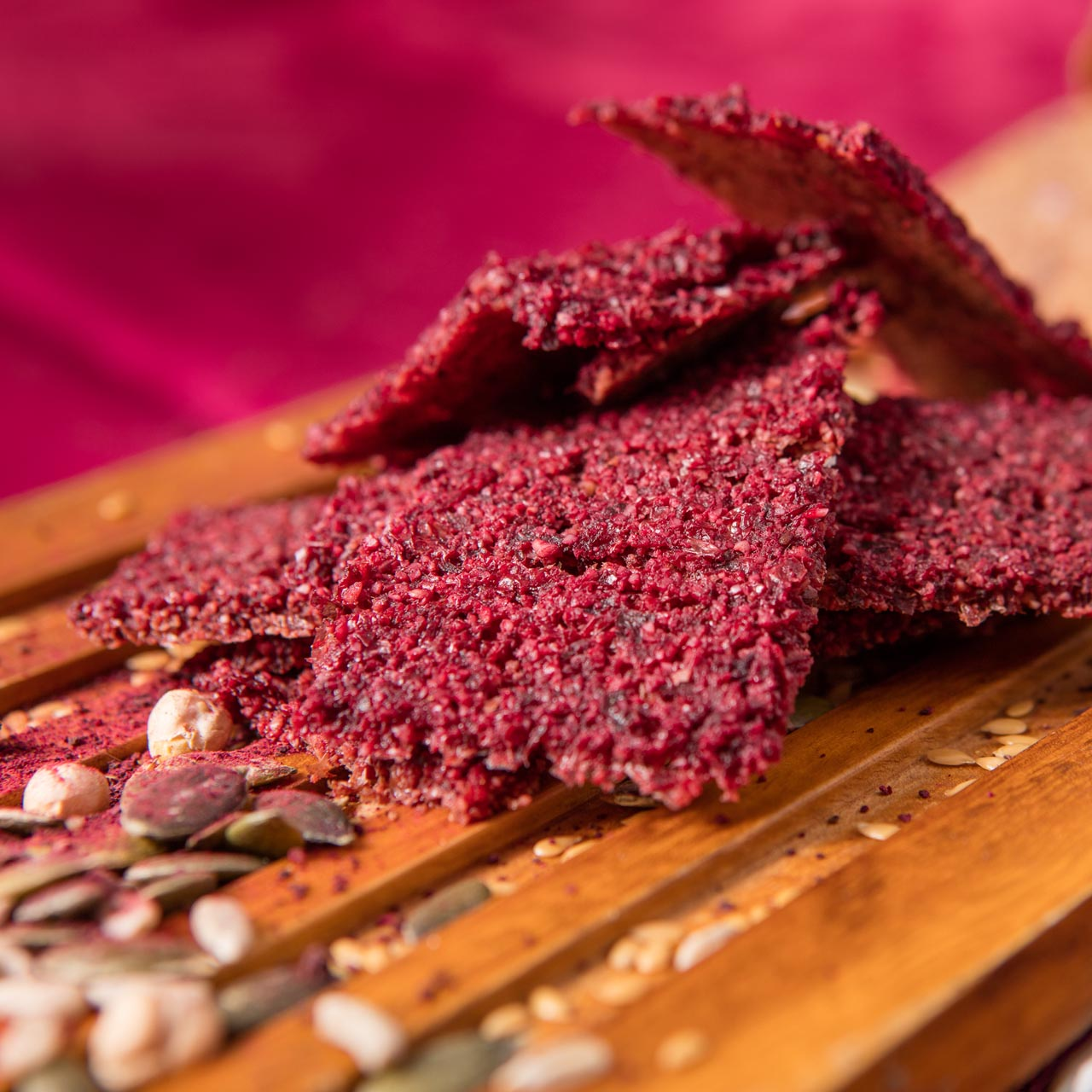 beetroot Cracker
